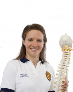 Becky Schofield Chartered Physiotherapist, Norwich